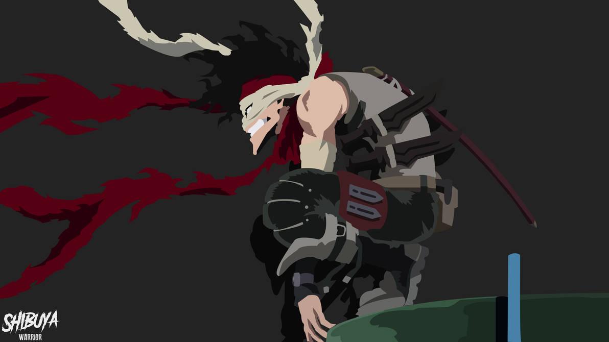Stain 'Hero Killer' - Boku no Hero (REUPLOAD) by shibuyawarrior