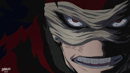 Stain 'Hero Killer' V3 - Boku no Hero Academia by shibuyawarrior
