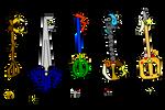 Super Smash Keyblades