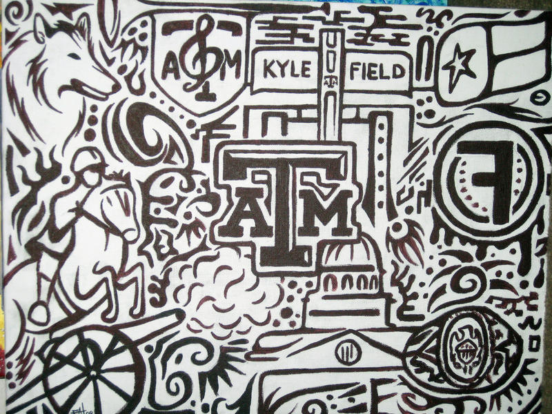aggie coloring pages - photo#5