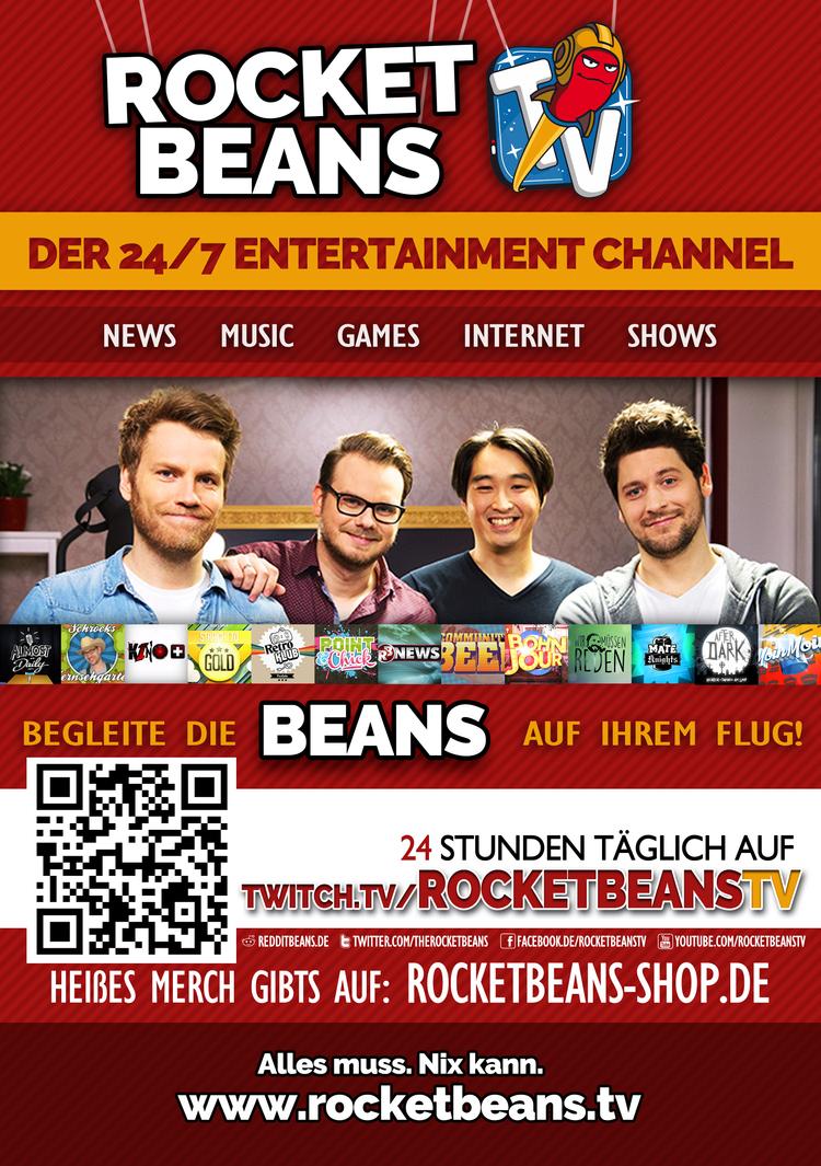 rocket beans shop