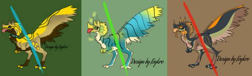 GeckoRaptor Adopt Batch 1