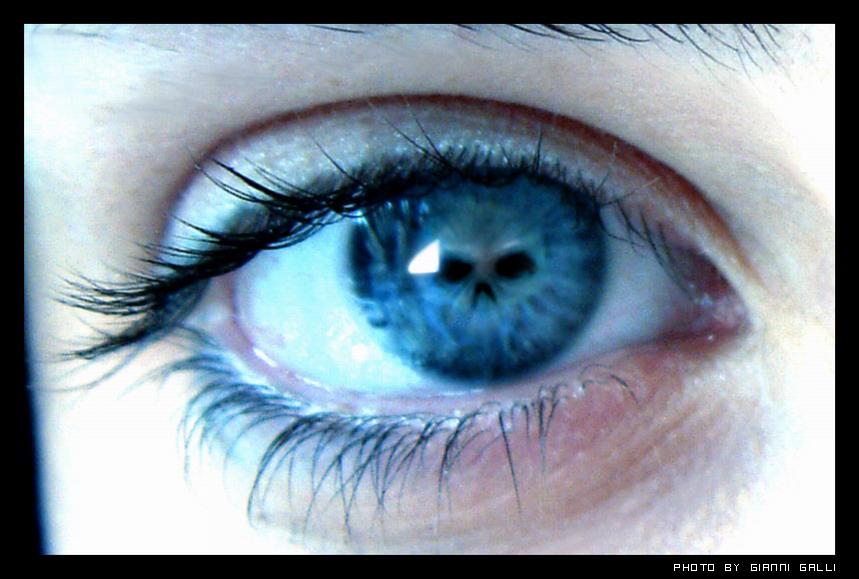 Little Girl's Evil Eye by Metalinquisitor on DeviantArt
