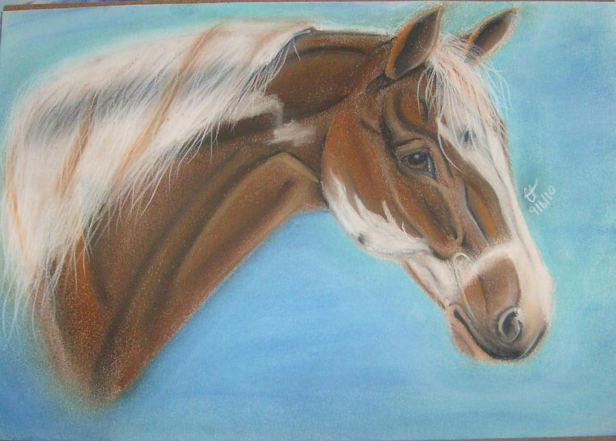 Paint Horse by celeste1528
