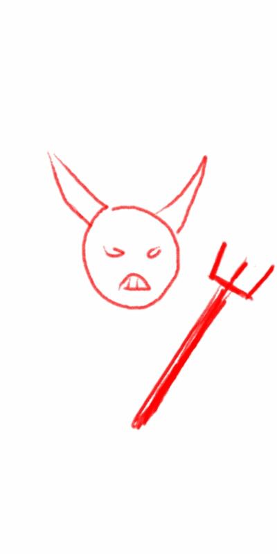devil by Rifqi08