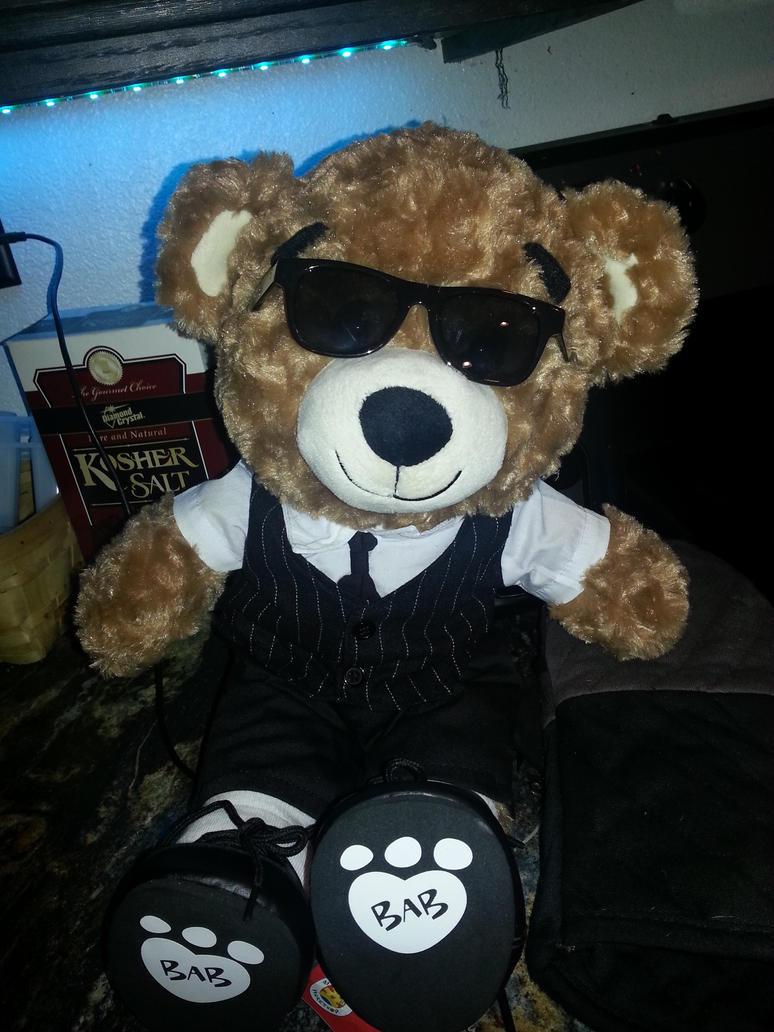 Bear of the season! by Oc-Lover