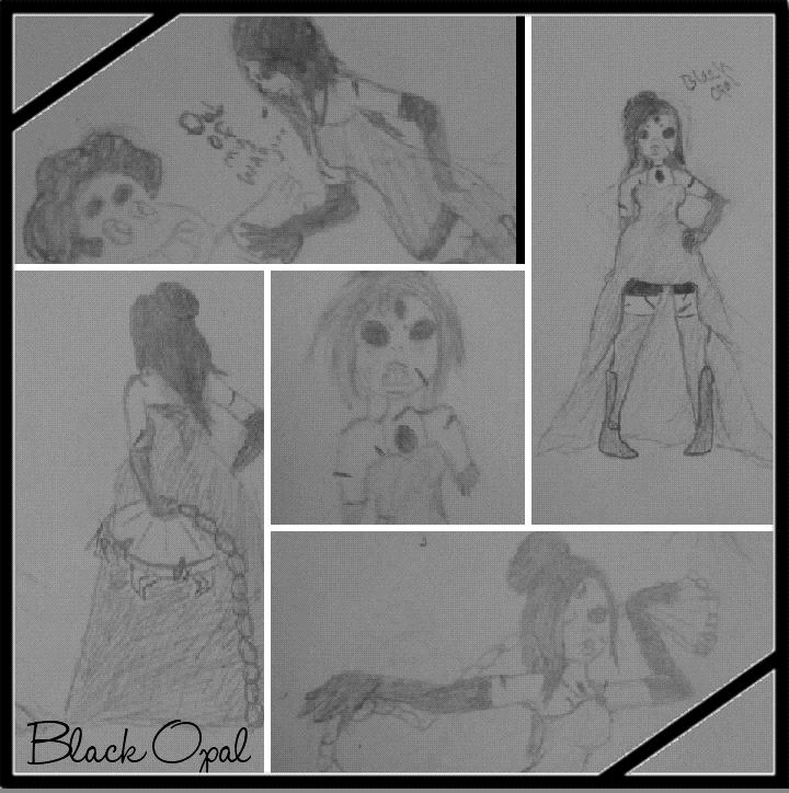 Black Opal by Oc-Lover