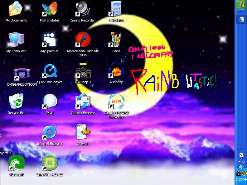 new desktop...again by MrS-HaVoK-MD