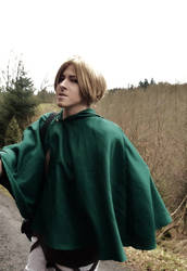 Cosplay Test Mike Zacharias