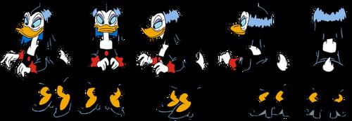Magica de Spell DuckTales Model by cheril59