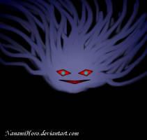 Little ghost 7 by NanamiHoro