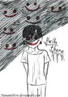 Hello there by NanamiHoro