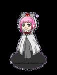 Headless little Hairu by NanamiHoro