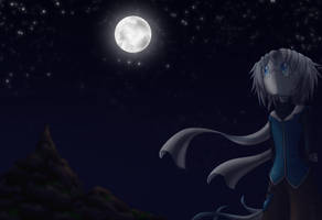 In the Night by HedginaCo