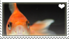Fish Stamp by HedginaCo