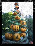 Christmas 'Pumpkin' Tree