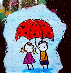 Sweet Rain by Alephunky