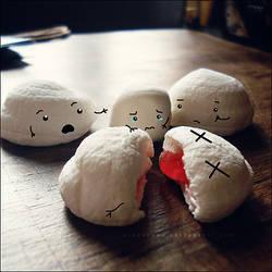 Death Marshmallow by Alephunky
