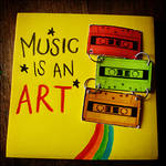 Music is an art