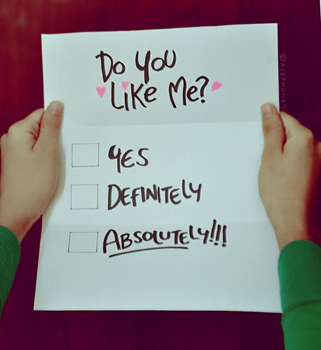 Like me by Alephunky