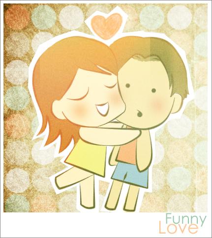 Funny love by Alephunky