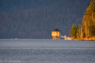 Cute Little Lakehouse by Meiprime31