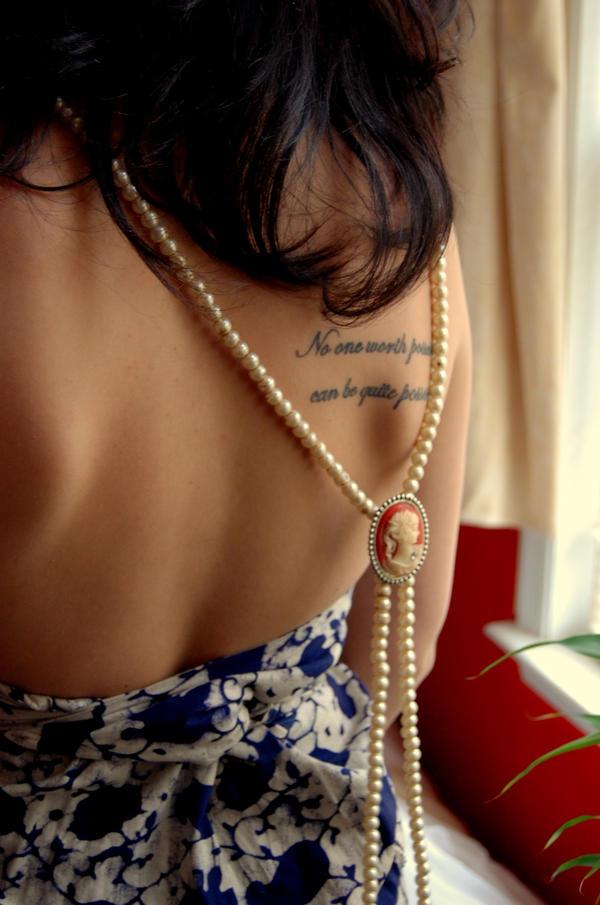 melissa tattoo 3
