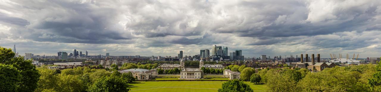 Greenwich, London by PixelPandaa