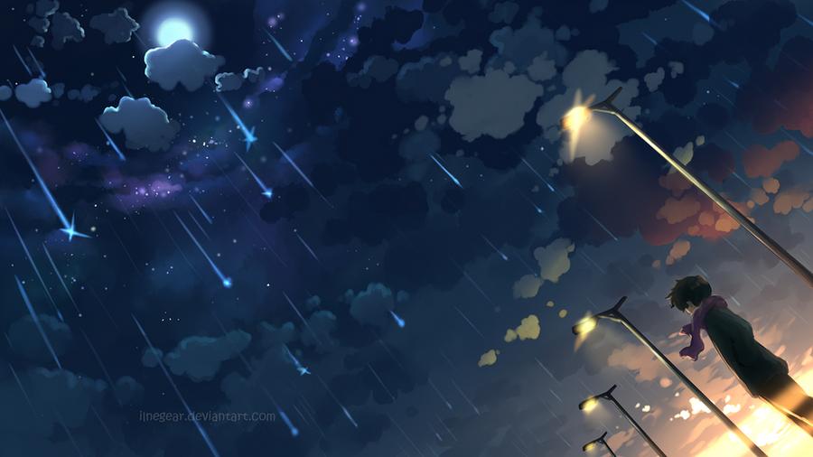 Distant Stars by ILNeGeAr