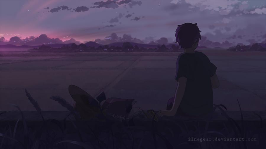 distant sky by ILNeGeAr