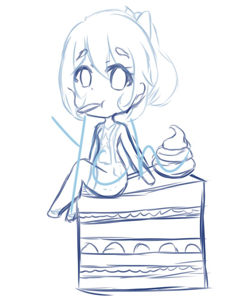 Cake Shop Closed