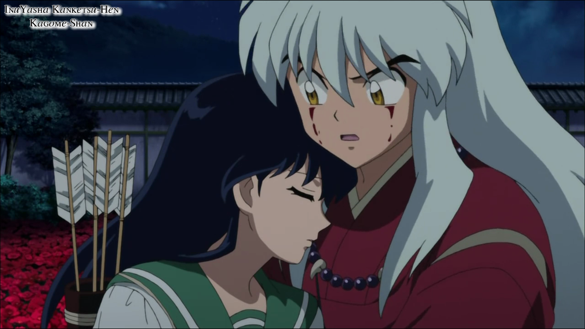 Pictures Of Inuyasha And Kagome Kiss Final Act Stargate Rasa Info