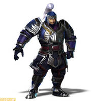DW7 Cao Ren De-Fuglified by Rydain
