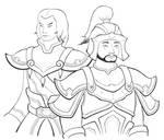 Heroes of Jing