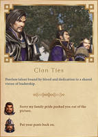 Clan Ties by Rydain