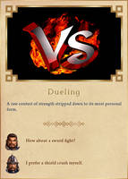 Dueling by Rydain