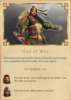 God of War by Rydain