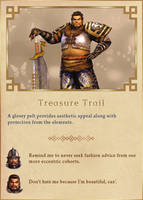 Treasure Trail by Rydain