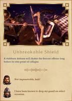 Unbreakable Shield by Rydain