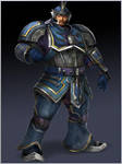 DW8 Cao Ren De-Fuglified
