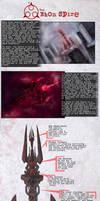 The Spire Ref Sheet by Ebon-Spire-OCT