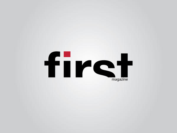 First Magazine - Logo by imcreative