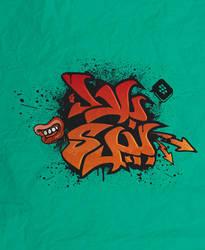 Arabic Graffiti by imcreative