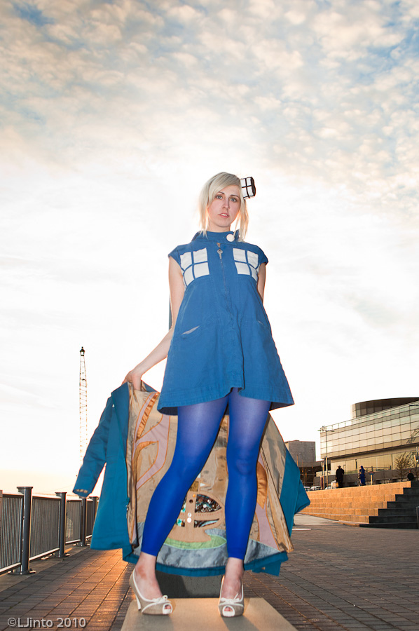 Heart of the TARDIS by Tess-san