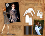 Ten Suit buyers packet layout