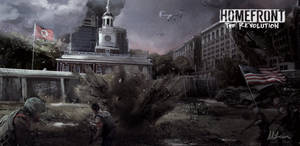 Homefront The Revolution by Mike-2