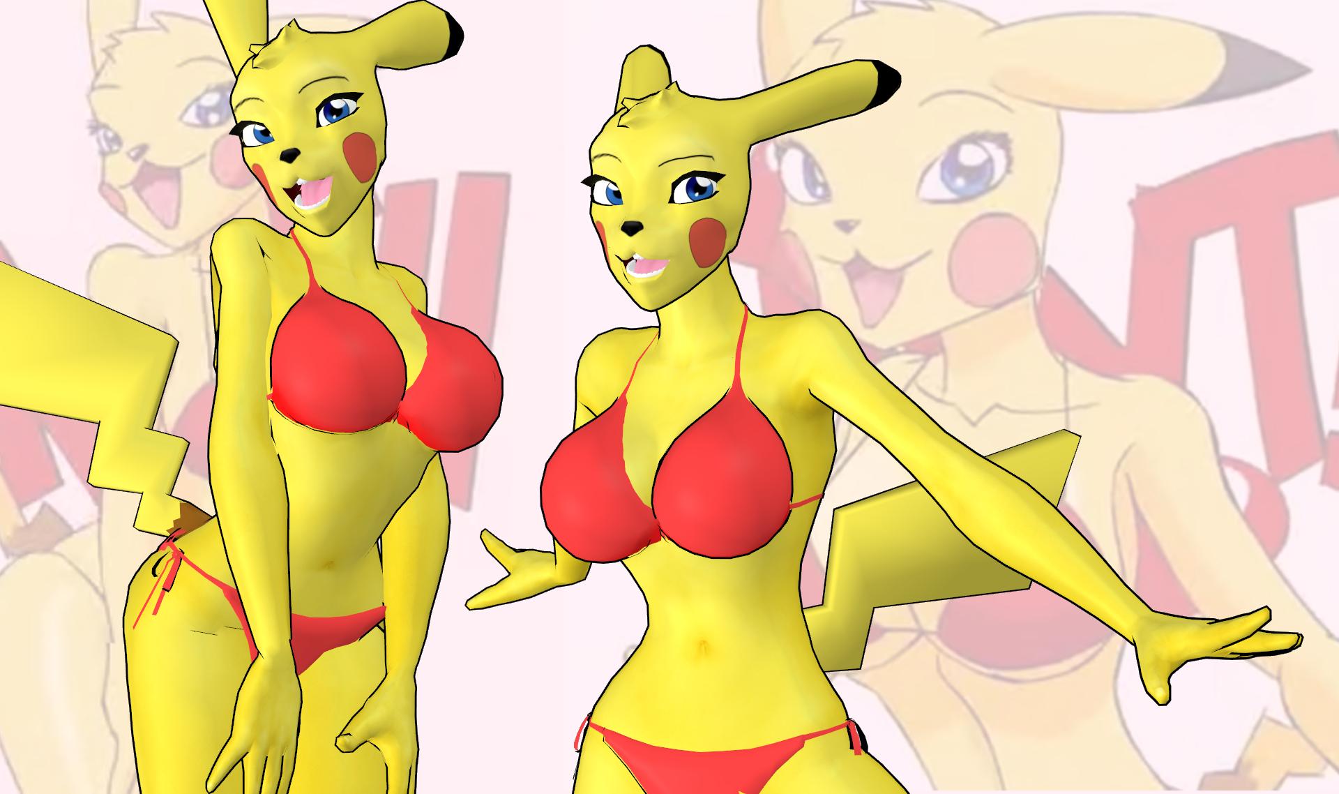 Nice, pokemon hentai pikachu