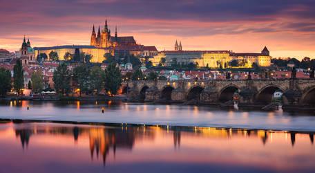 Prague Vista by mibreit