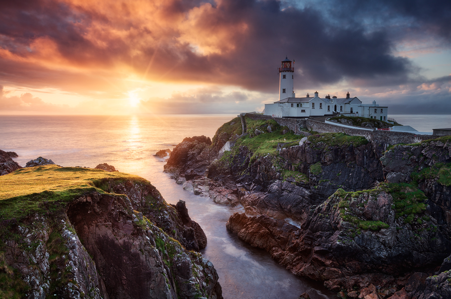 Fanad Light by mibreit