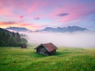 Alpen Glory by mibreit